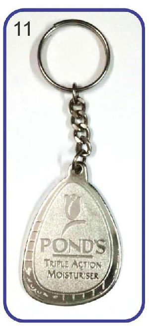 11 Metal Keychain