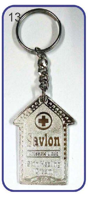 13 Metal Keychain