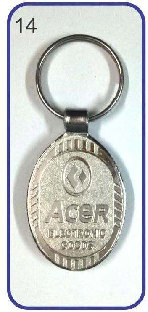 14 Metal Keychain