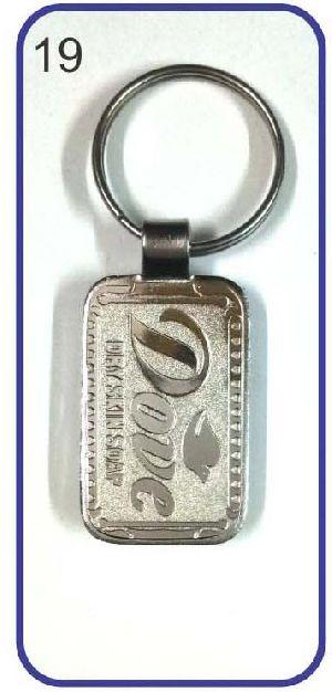 19 Metal Keychain
