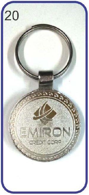 20 Metal Keychain