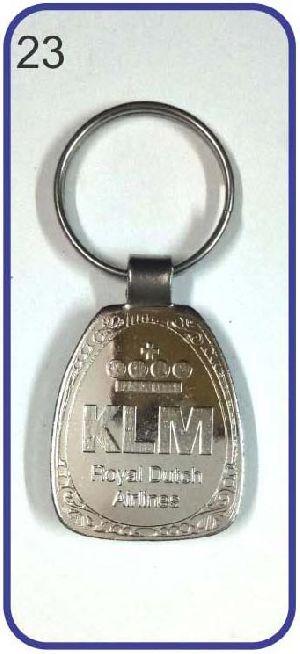 23 Metal Keychain