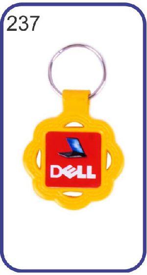 237 Personalized Photo Keychain