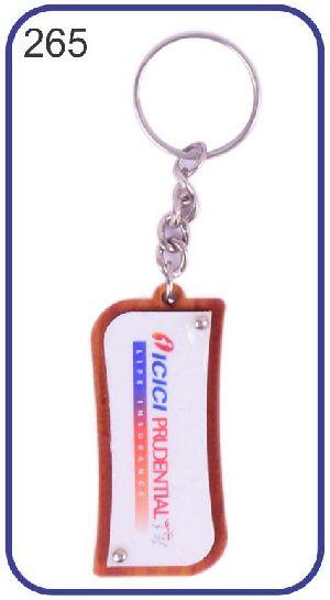 265 Wooden Keychain
