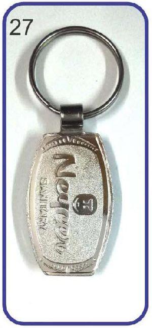 27 Metal Keychain