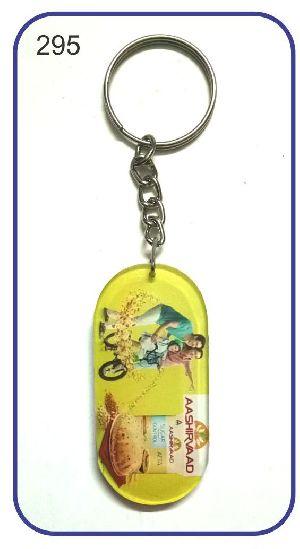 295 Acrylic Keychain