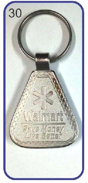 30 Metal Keychain
