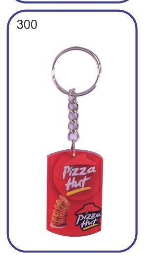 300 Acrylic Keychain