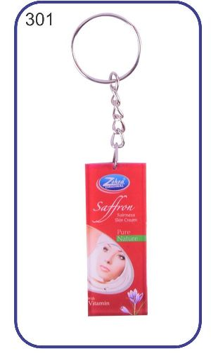 301 Acrylic Keychain
