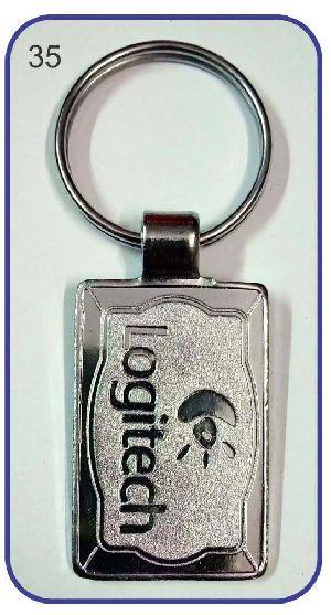 35 Metal Keychain