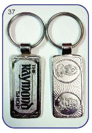 37 Metal Keychain