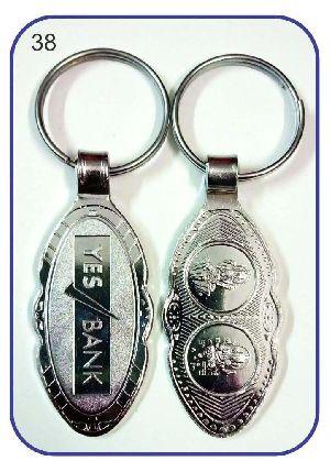 38 Metal Keychain