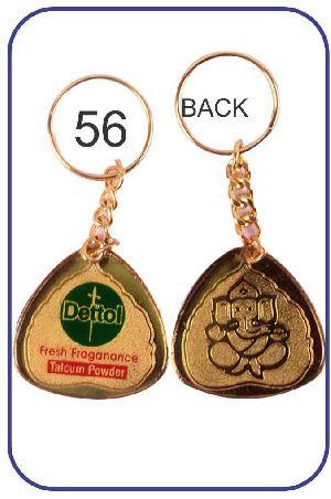 56 Metal Keychain