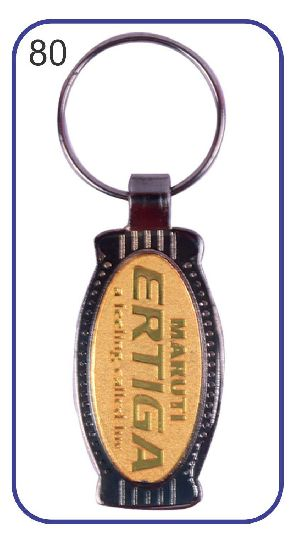 80 Metal Keychain