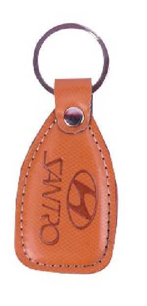 Leather Keychain 13