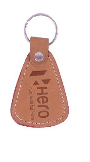 Leather Keychain 14