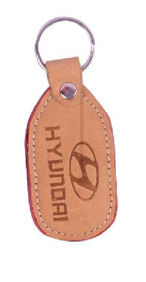 Leather Keychain 15