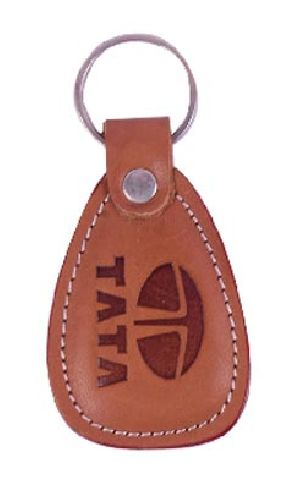 Leather Keychain 19