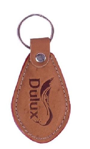 Leather Keychain 20