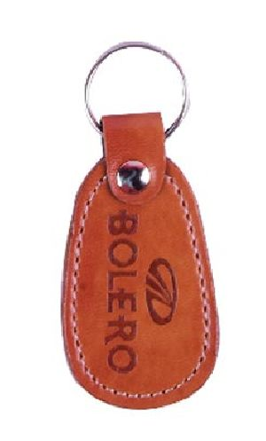 Leather Keychain 22
