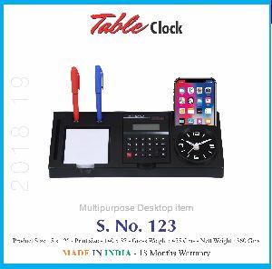 Table Clock 01