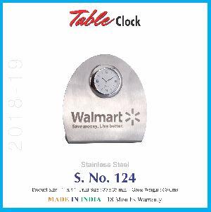 Table Clock 02