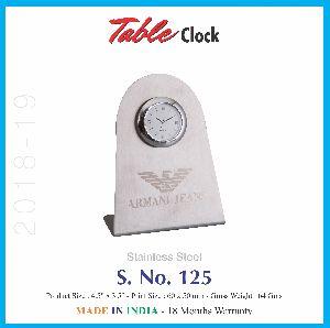Table Clock 03