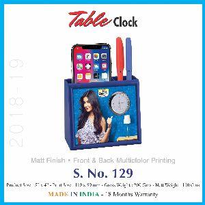 Table Clock 04