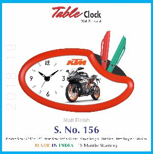 Table Clock 09