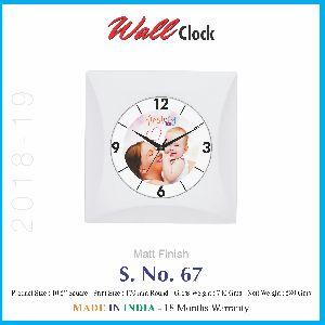 Wall Clock 07