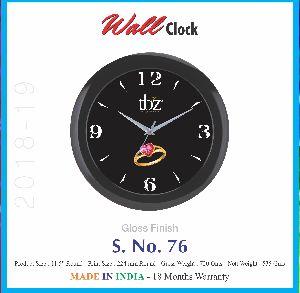 Wall Clock 09