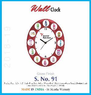 Wall Clock 11