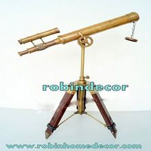 Antique Replica Telescope