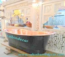 Copper Antique Bathtub