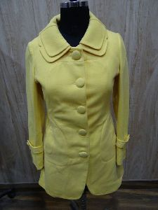 Ladies Woolen Coat