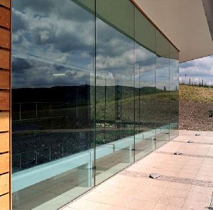 Frameless Glazing Service