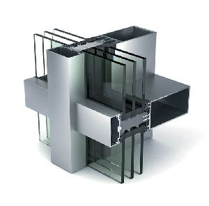 Stick Curtain Wall