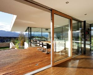 UPVC Lift Slide Doors