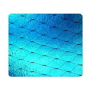 Handmade Blue Fiberglass Sheets