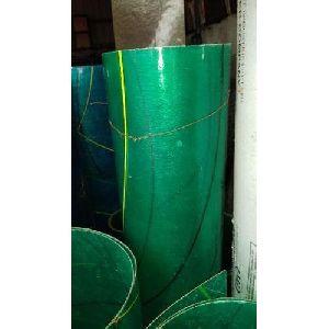 Handmade Green Fiberglass Sheets