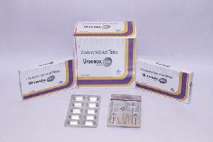 Ursodexoycholic Acid Tablets
