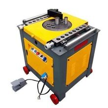Steel Pipe Bar Cutting Bending Machine