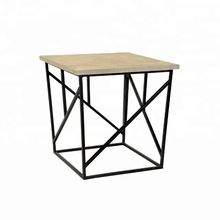 Center Square Coffee Table