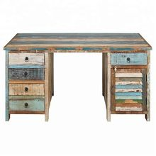 Multi Drawer Study Table