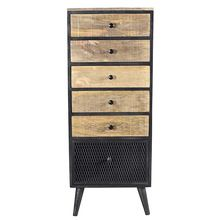 Rectangle Drawers Chest Storage Cabinet