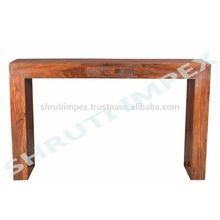 Vintage Handmade Console table
