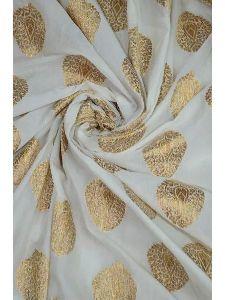Chanderi Plain Fabric