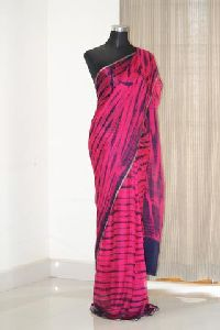 Chiffon Silk Embroidered Sarees