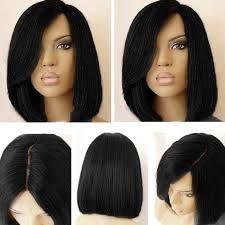 Bob Cut Hair Wigs