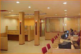 Bank Interior Designing Service
